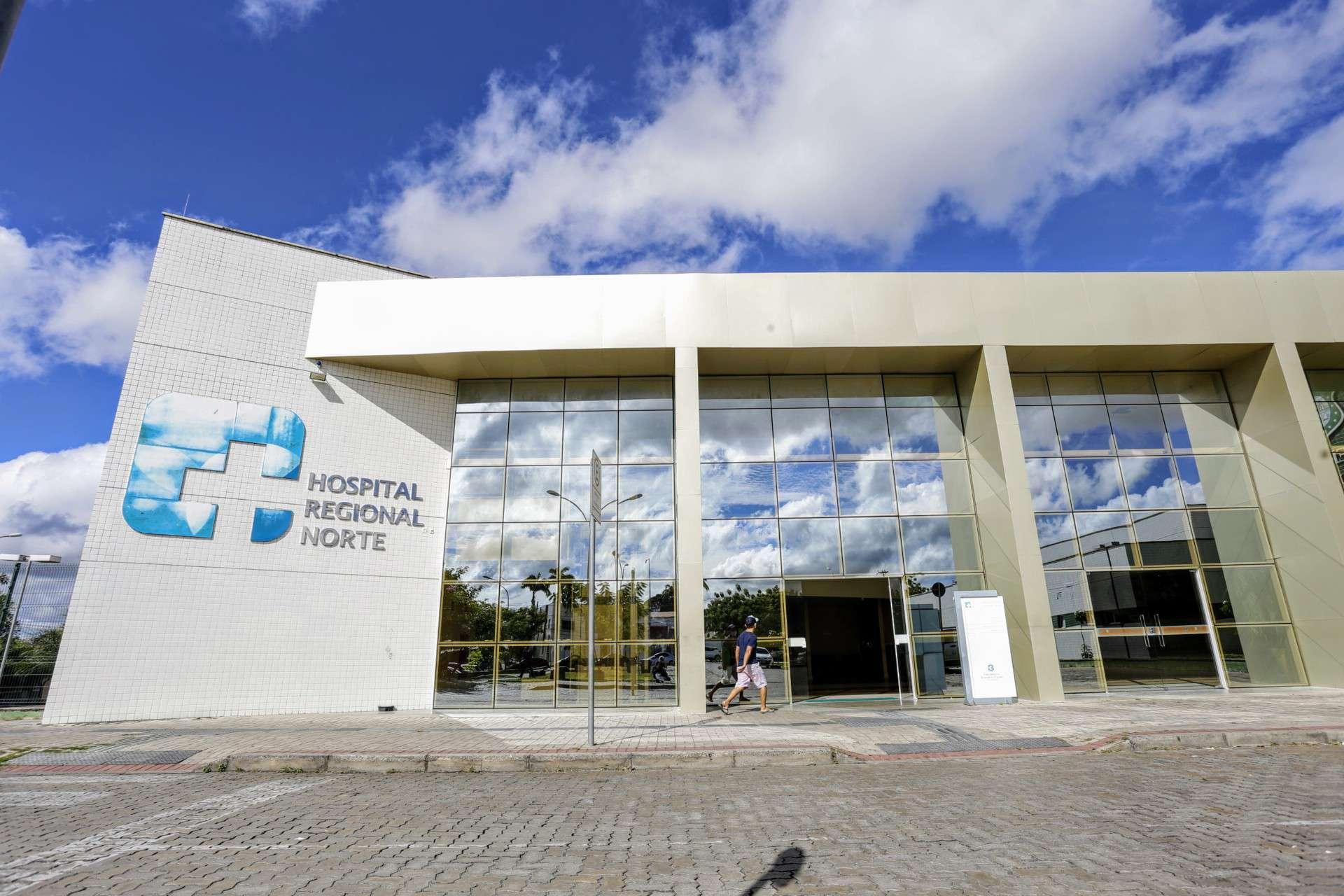 Hospital Regional Norte (HRN) em Sobral