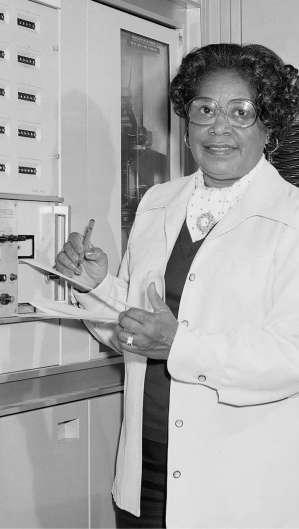 Autora de vários estudos, sobretudo acerca de voos supersônicos, ela faleceu em 2005. (Foto: Divulgação/Nasa)
