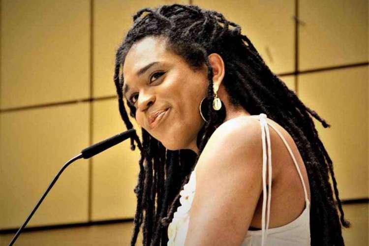 Deputada Erica Malunguinho tem mandato pelo Psol em São Paulo (Foto: Reprodução/Facebook)