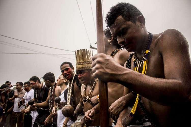 """Evento """"Ceará Indígenas em aldeias virtuais"""" busca beneficiar as 15 etnias em relação ao enfretamento do novo coronavírus (Foto: Divulgação)"""