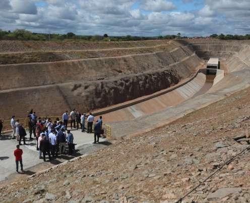 Sudene inicia estudo sobre potencial de municípios impactados pela transposição