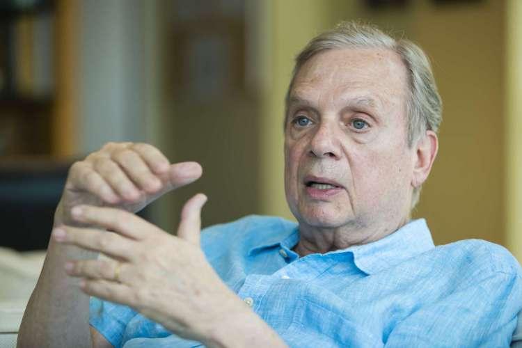 Tasso Jereissati, senador do PSDB (Foto: Aurelio Alves/O POVO). (Foto: AURELIO ALVES)