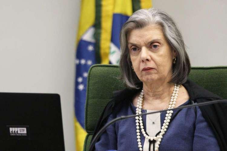 ministra Cármen Lúcia, do Supremo Tribunal Federal (STF) (Foto: Nelson Junior/STF)