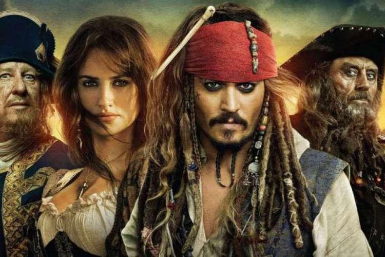 Na Sessão da Tarde de hoje, sexta, vai passar Piratas do Caribe: Navegando em Águas Misteriosas, o quarto longa da série (Foto: Divulgação)