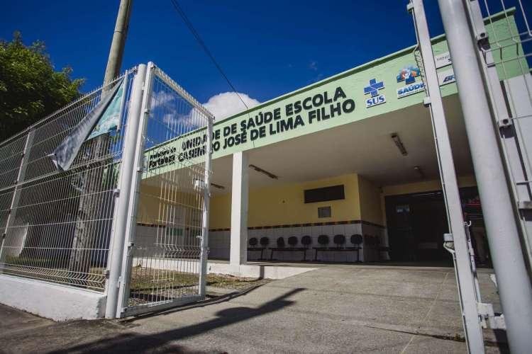 FORTALEZA, CE, BRASIL, 27-06-2020: Movimentação no Posto de Saúde Casemiro Lima Filho . Em epoca de COVID-19. (Foto: Aurelio Alves/O POVO) (Foto: Aurelio Alves/ O POVO)