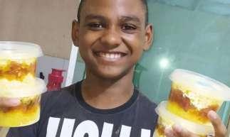 Isaac Viana ama a vida, cuscuz de calabresa e Belchior
