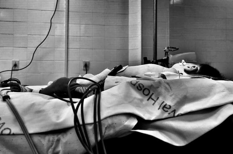 Especial médicos na pandemia Covid-19. Cena do dia a dia durante o caos sanitário causado pelo novo coronavírus. 28/6/2020. Fortaleza-Ceará-Brasil. Foto: Nilfacio Prado