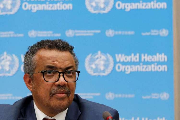 O diretor da Organização Mundial da Saúde (OMS), Tedros Adhanom, disse que o mundo está no começo de outra onda de infecções e mortes por Covid-19 (Foto: Reprodução)