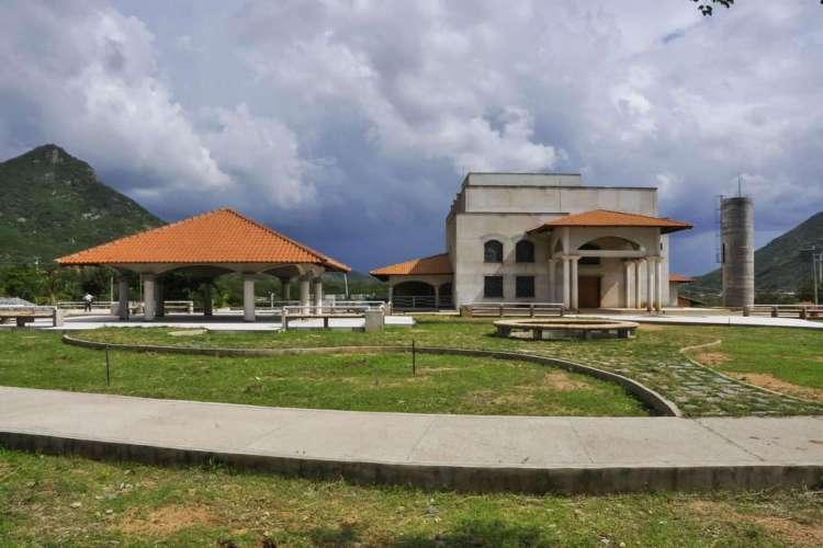Campus de Itapajé da Universidade Federal do Ceará (UFC) (Foto: Divulgação)