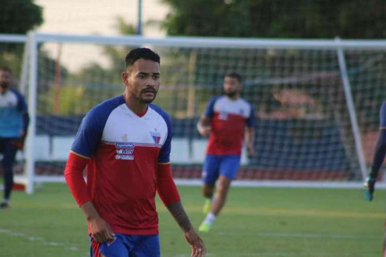 Jackson pontuou que a segurança precisa vim em primeiro lugar antes do retorno do futebol  (Foto: Bruno Oliveira/Fortaleza EC)