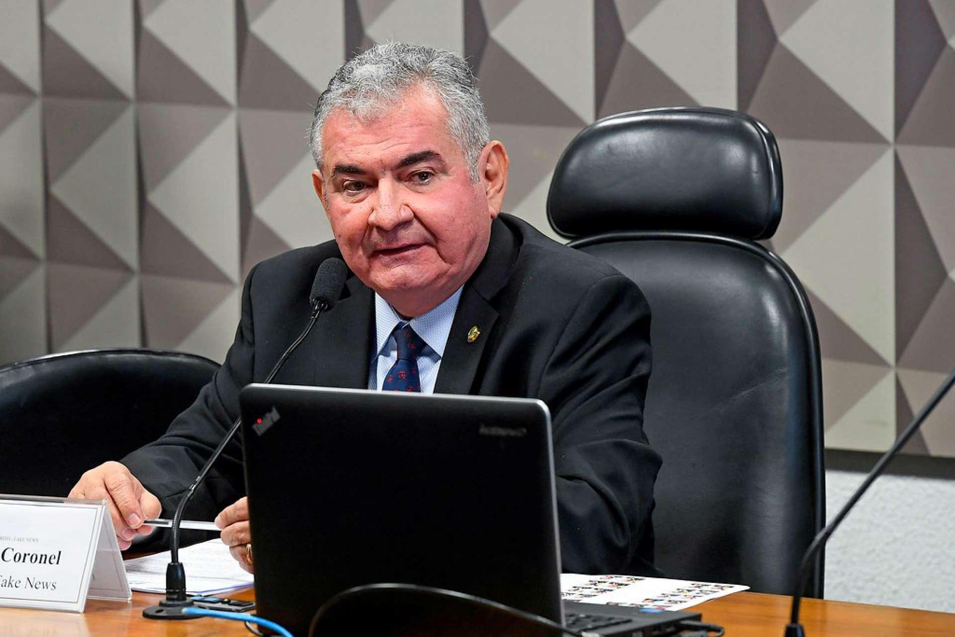 Angelo Coronel, senador baiano que foi relator do PL das fake news