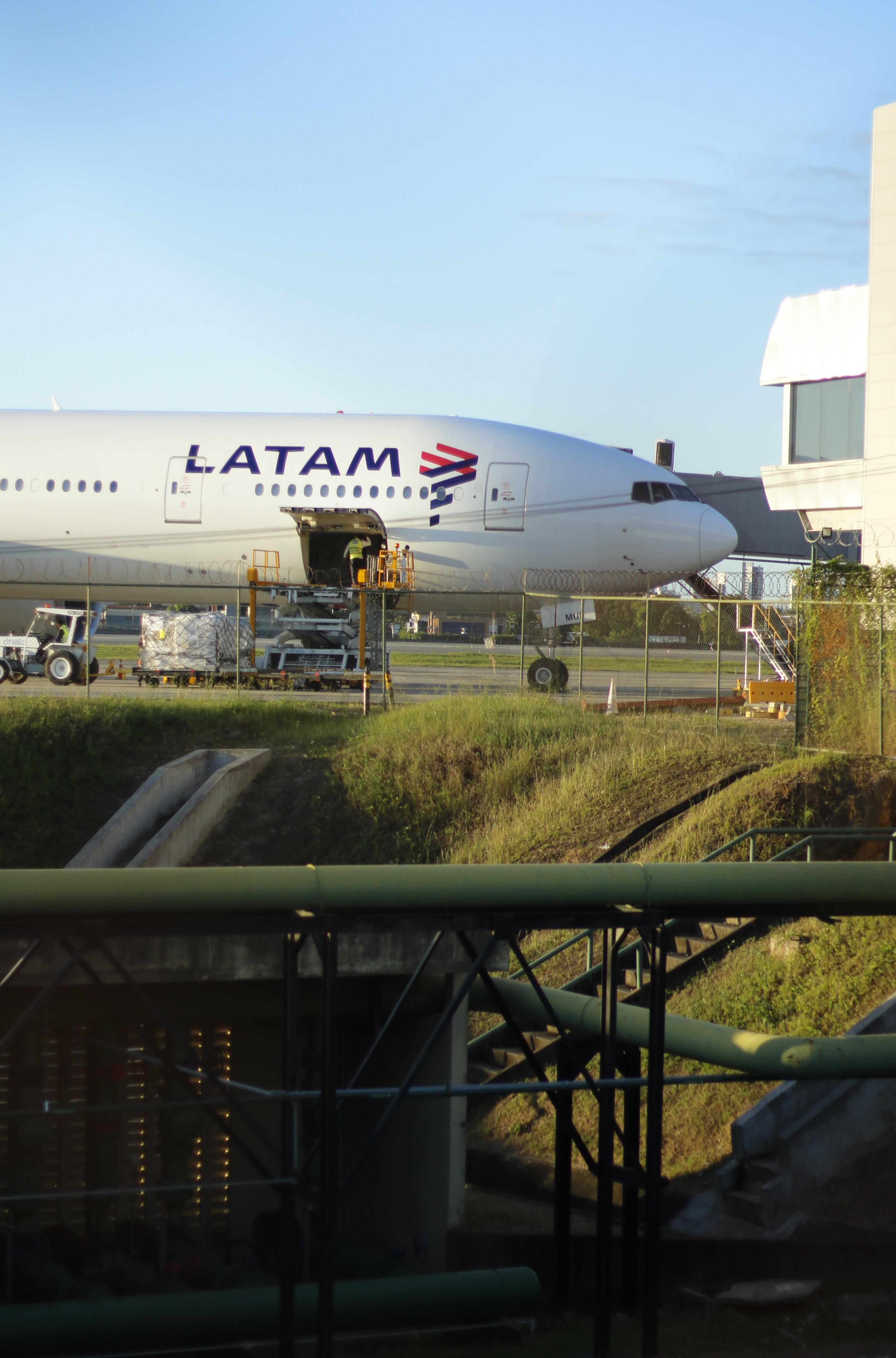 LATAM assegurou a continuação dos voos no Ceará