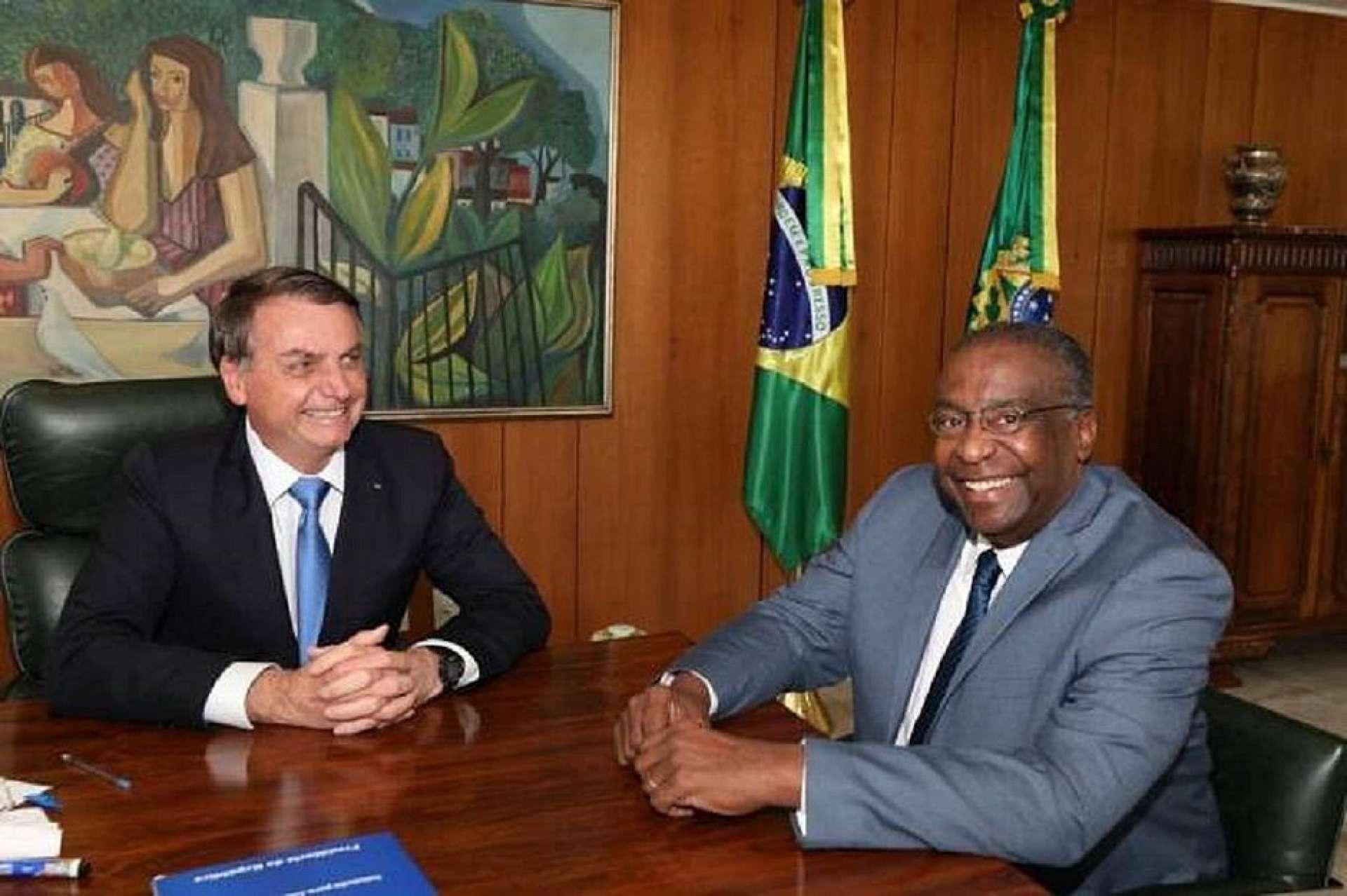 Bolsonaro e Decotelli