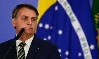 A fala foi feita por Bolsonaro nesta quarta-feira