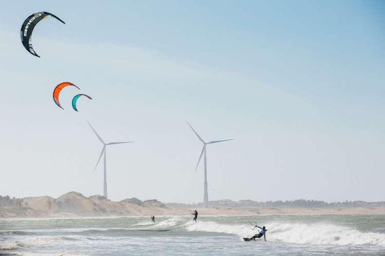 Edição de 2020 do Surf Sem Fim terá protocolo para prevenção da covid-19 (Foto: Analice Diniz/Divulgação/Surf Sem Fim)