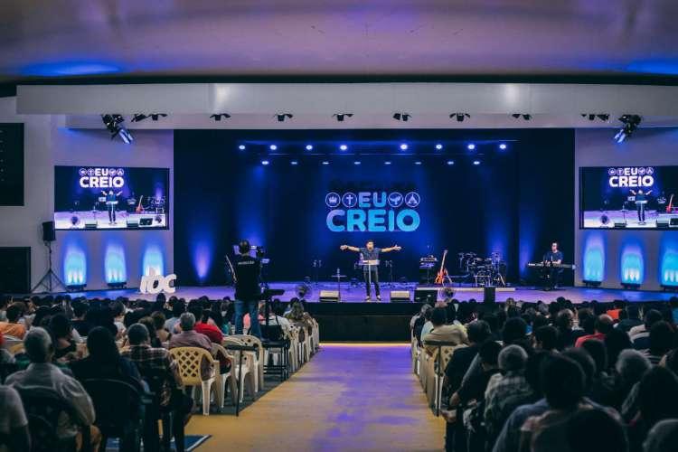 Engajamento de fieis tem ocorrido mesmo sem celebrações presenciais (Foto: Arquivo IBC Fortaleza/divulgação)