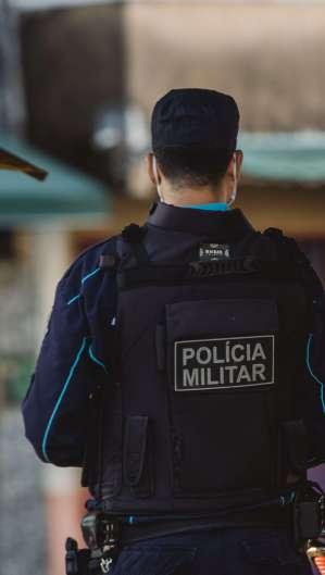 Polícia investiga ocorrência registrada no município do Eusébio (Foto: Aurelio Alves/ O POVO)
