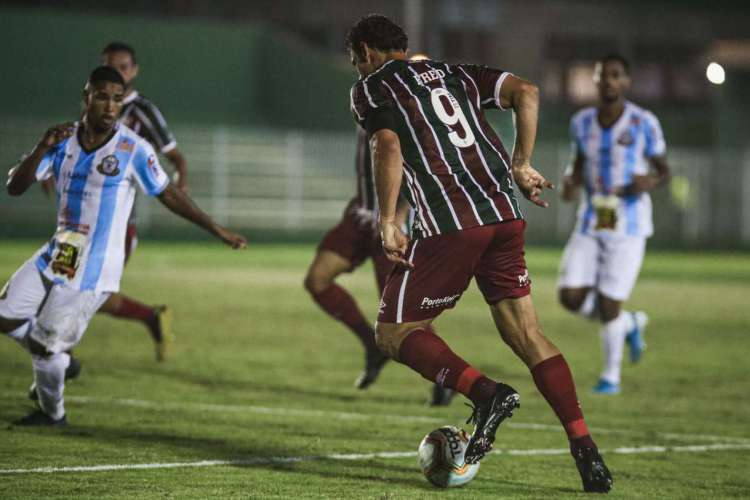 Fluminense avança e Vasco é eliminado da Taça Rio (Foto: Lucas Mercon / Fluminense)