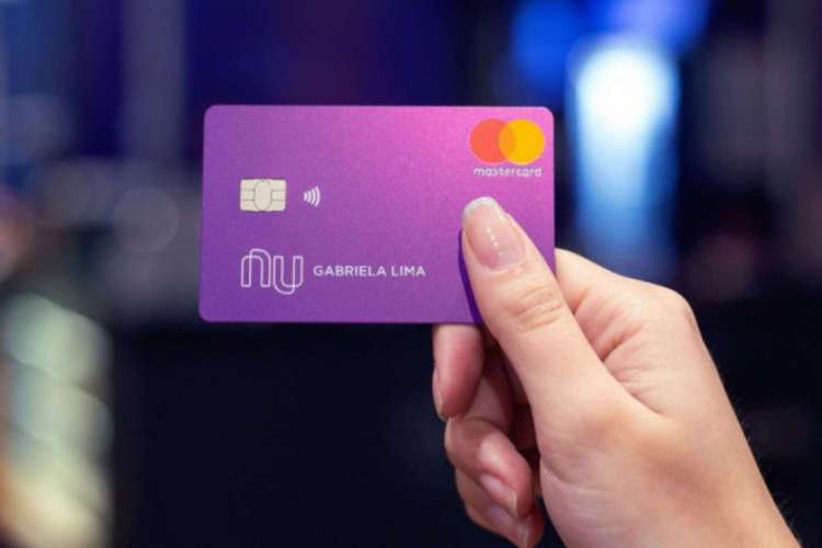 Os bancos digitais aceitam o depósito na conta via boleto bancário, ou seja, dá para gerar um boleto no aplicativo, pagá-lo e assim ter o dinheiro na conta em até três dias úteis (Foto: DIVULGAÇÃO/NUBANK)