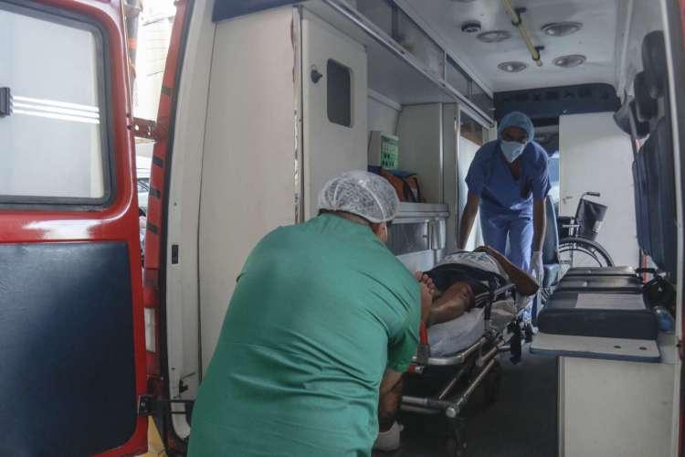 Profissionais da Saúde atuam contra a Covid-19 (Foto: Barbara Moira)
