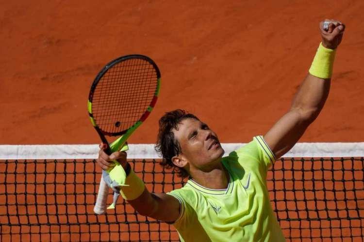 Roland Garros poderá ter até 60% do público em outubro de 2020 (Foto: AFP)
