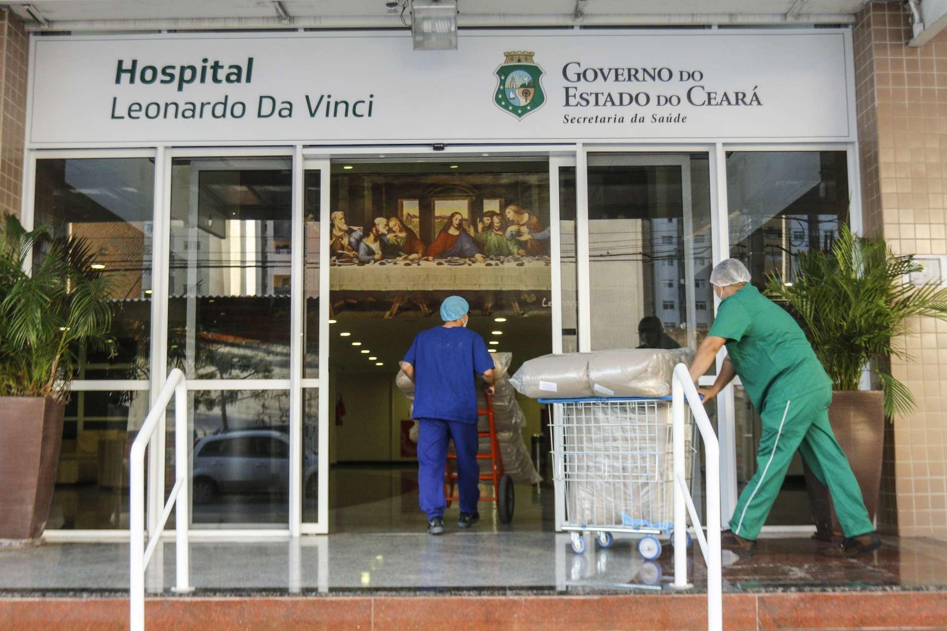 Hospital Leonardo da Vinci, Aldeota, Fortaleza
