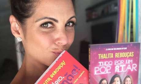 Thalita Rebouças é uma das participantes da FLIPOP de 2020