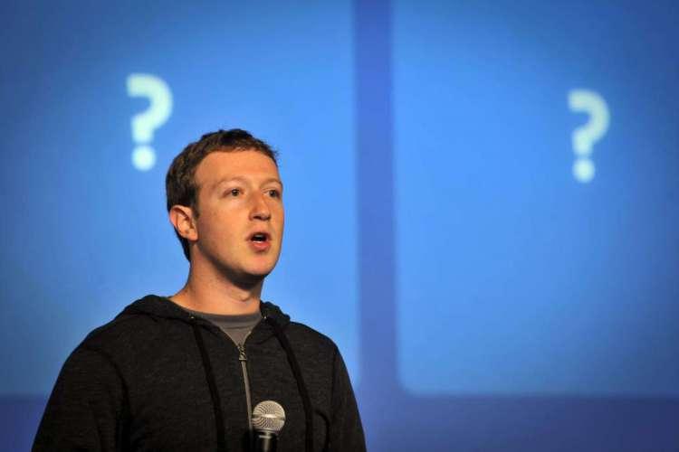 CEO do Facebook, Mark Zuckerberg  (Foto: AFP Photo/Josh Edelson)