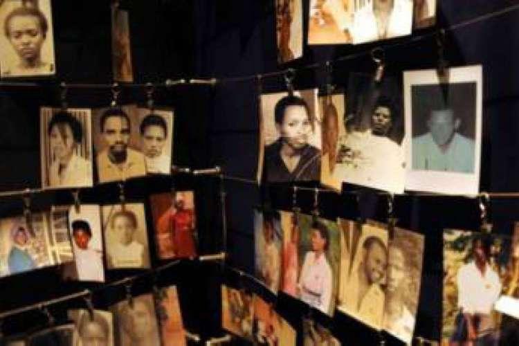 O genocídio ocorreu em 1994 (Foto: AFP)