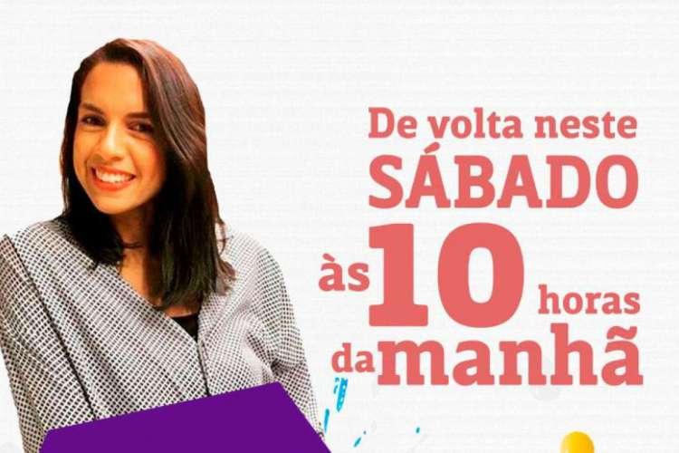 O programa Vida&Arte, apresentado pela jornalista Rachel Gomes, começa às 10 horas (Foto: O POVO)