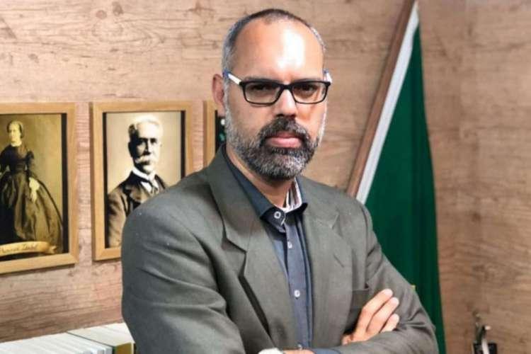 Blogueiro Allan dos Santos (Foto: DIVULGAÇÃO)
