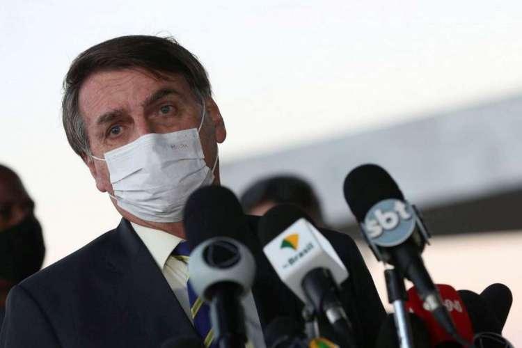 Bolsonaro afirmou que desde o domingo, 5, sentis sintomas da Covid-19 (Foto: Marcello Casal Jr/Agência Brasil )