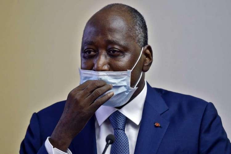 Coulibaly enfrentava problemas cardíacos e foi liberado de hospital na França há poucos dias (Foto: SIA KAMBOU / AFP)