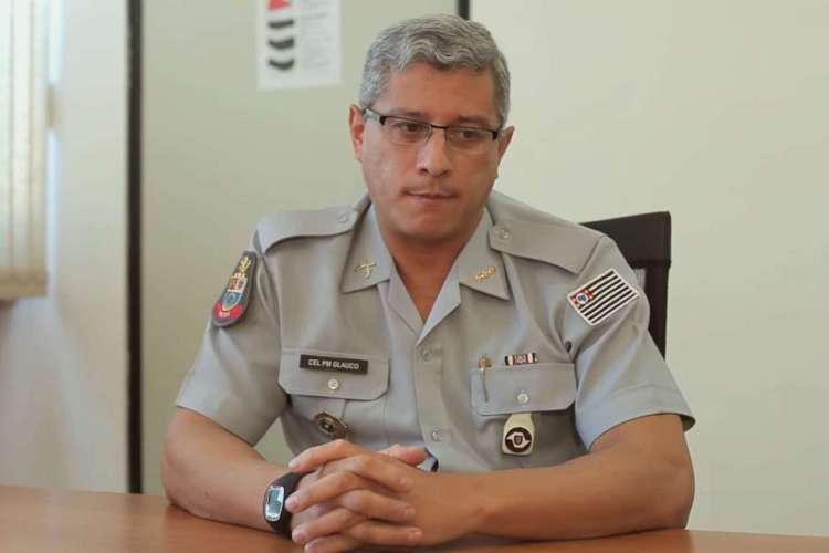 Coronel Glauco é crítico ferrenho de Jair Bolsonaro e da proximidade de militares ao presidente (Foto: Reprodução / Youtube)