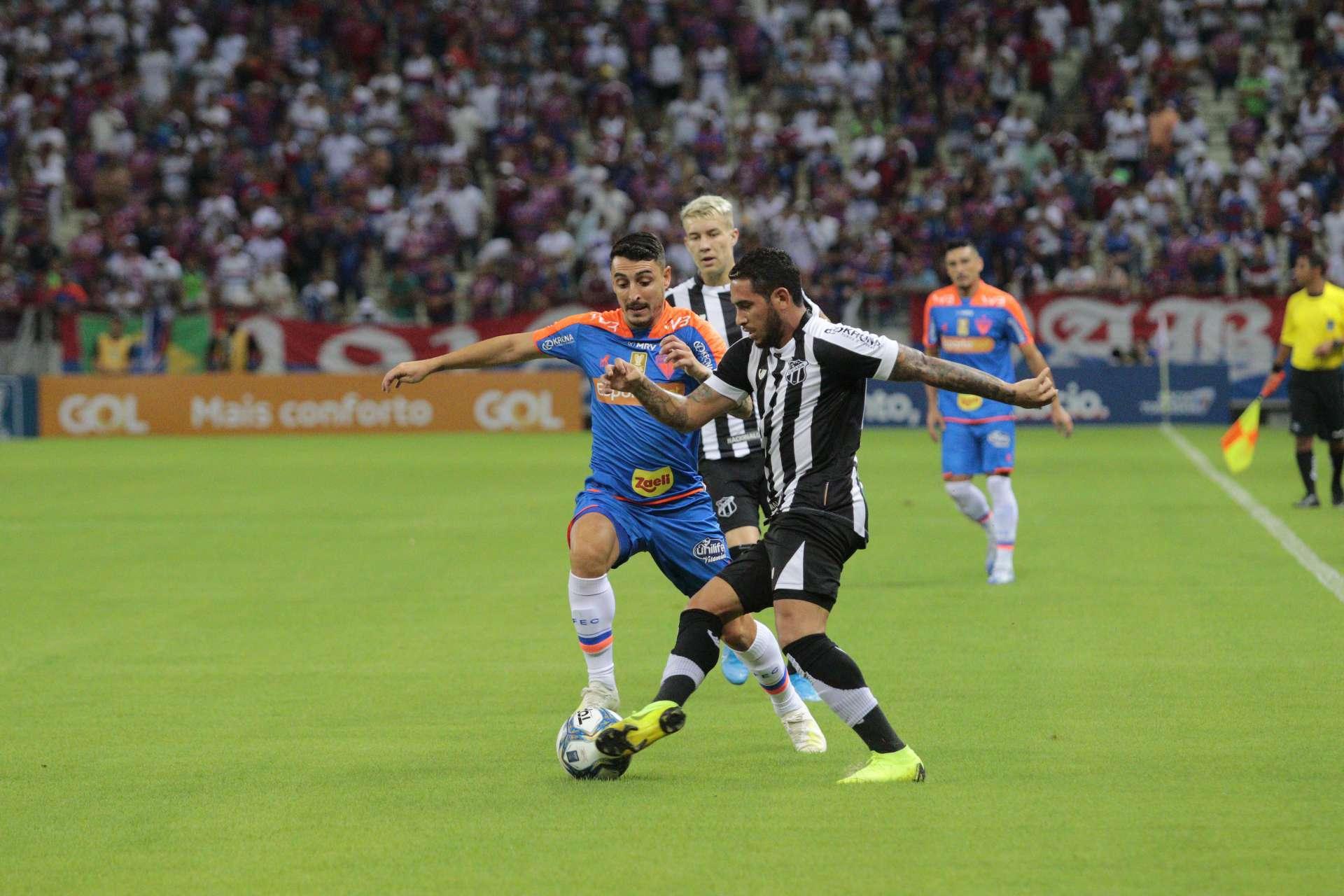 TIMES se enfrentaram pela Copa do Nordeste em fevereiro e ficaram no 1 a 1