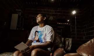 Chorozinho - Ceará, Brasil, 08 de julho de 2020: Lidiane Rodrigues da Silva, 33, mãe de Mizael Fernandes. Caso Mizael Fernades da Silva. Adolescente morto por policiais militares em 01/07/2020 em Chorozinho - Ceará. (Foto: Júlio Caesar/O Povo)