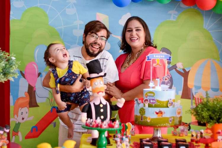 Uma criança iluminada, é assim que a mãe, Jessika Ricarte, descreve o filho. Lucas morreu vítima da Covid-19 com um ano e sete meses de idade (Foto: Arquivo Pessoal)
