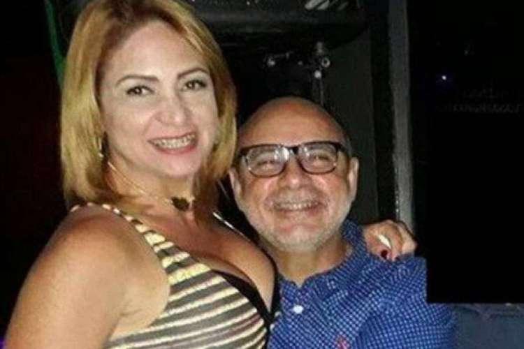 Fabrício Queiroz e sua esposa foram autorizados a cumprirem pena em prisão domiciliar (Foto: Reprodução)