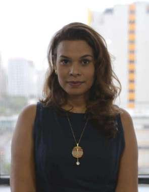 Débora Britto, médica sexóloga da MEAC/UFC, responsável pelo Programa Superando Barreiras, de atenção a vítimas de violência sexual.