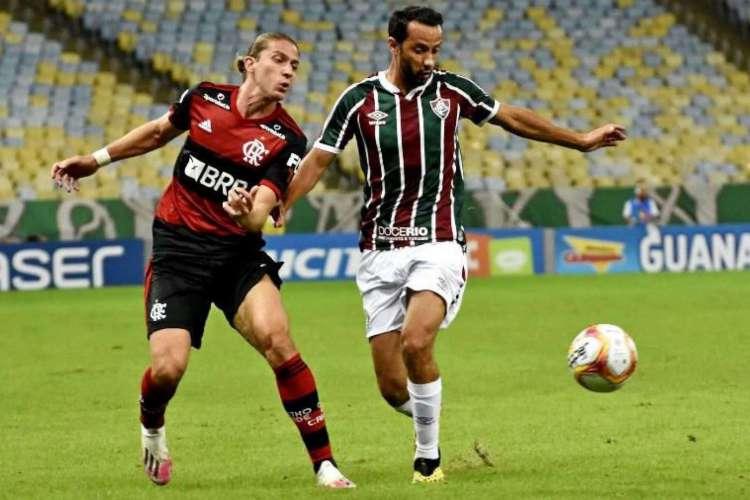 Fluminense e Flamengo decidirão o Carioca em dois jogos. Veja como assistir à final (Foto: MAILSON SANTANA/FLUMINENSE FC)