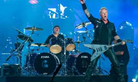 Metallica faz live nesta segunda-feira, 13, às 21 horas