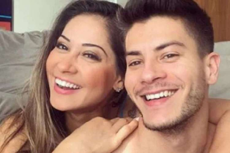 Arthur e Mayra se casaram em 2018 (Foto: Reprodução/Instagram)