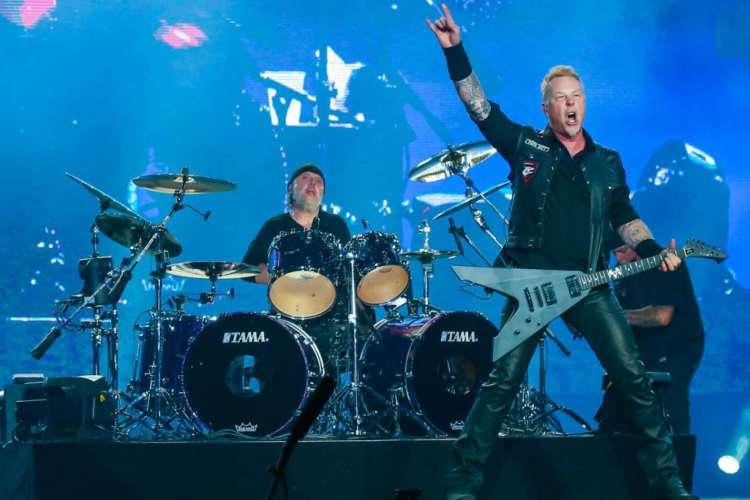 Metallica faz live nesta segunda-feira, 13, às 21 horas (Foto: Manuela Scarpa/ Divulgação)