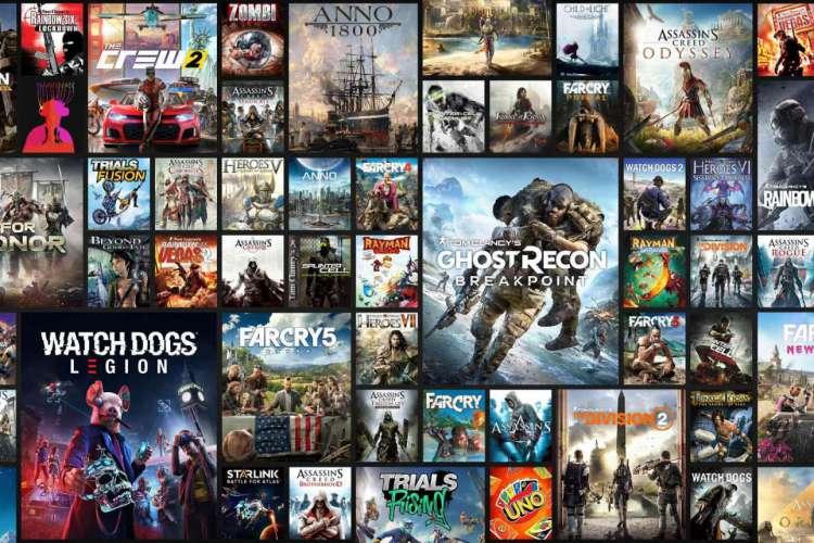 A loja Ubisoft está com desconto em games (Foto: Divulgação)