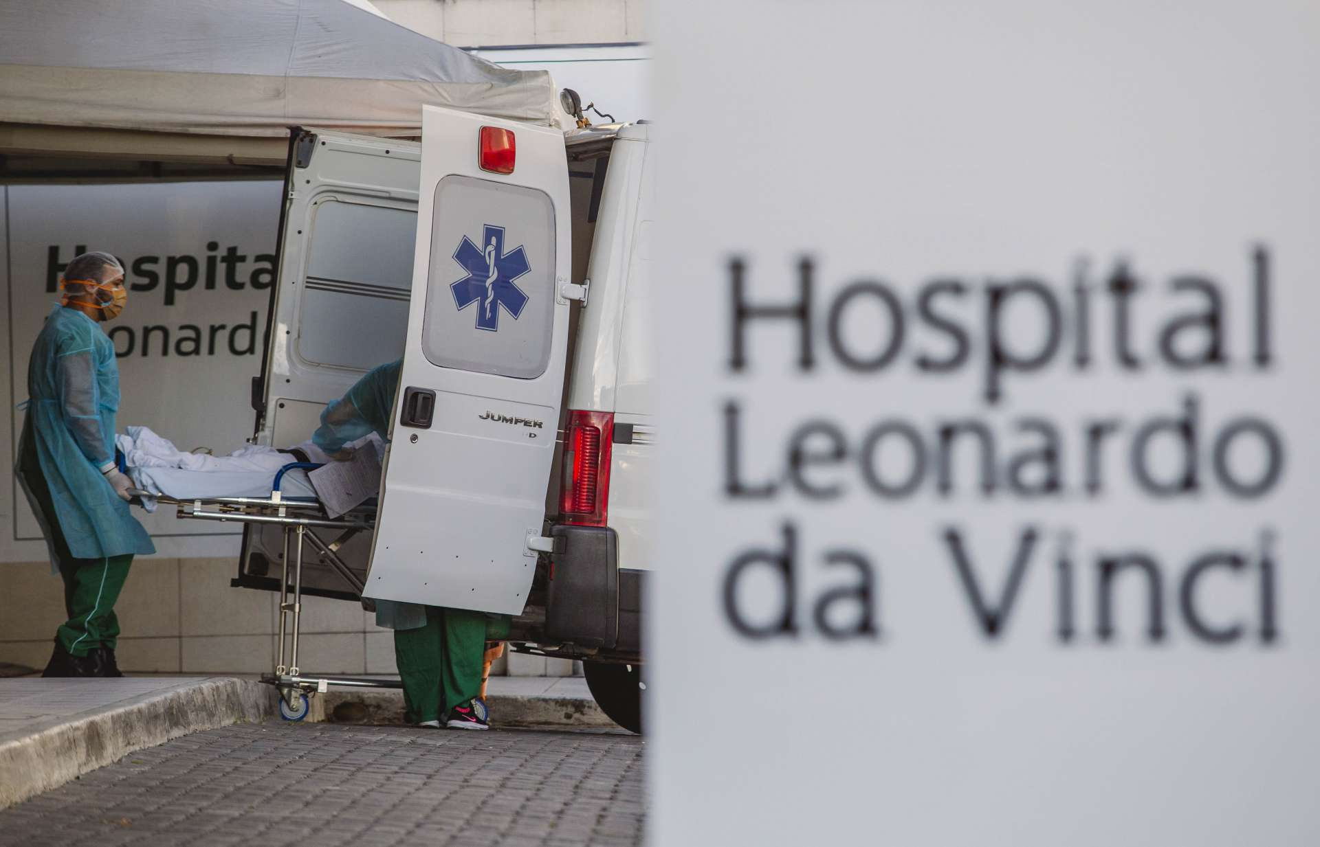 A REGIÃO de saúde de Fortaleza registrou aumento 18,4% nos casos