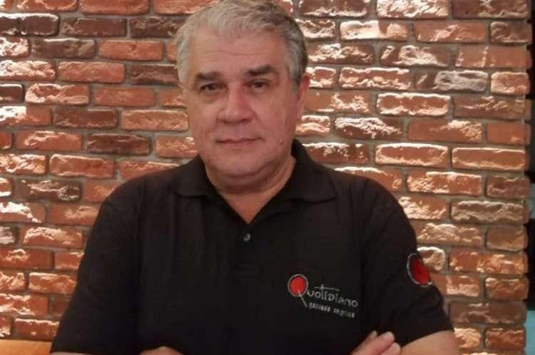 Márcio Guimarães - Gestor Operacional do Restaurante Quotidiano