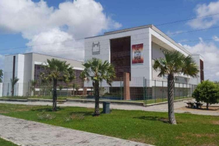 Bloco de pesquisa da Fiocruz Ceará. (Foto: Divulgação)