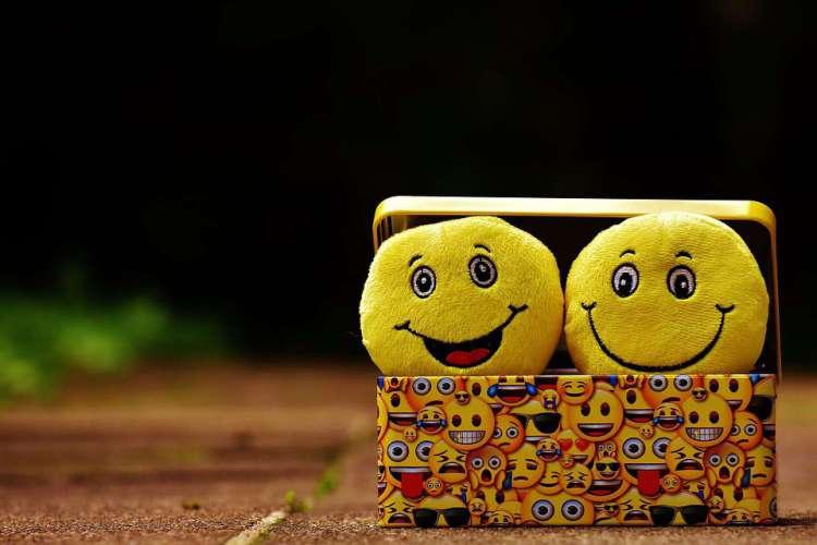 Os emojis foram criados originalmente no Japão, em 1990. (Foto: Alexas_Fotos/Pixabay)