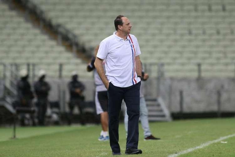 Rogério Ceni comanda o Fortaleza em mais um Campeonato Brasileiro (Foto: PEDRO CHAVES / FCF)