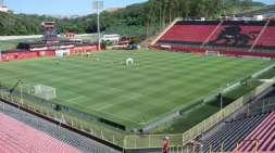Estádio Barradão, em Salvador
